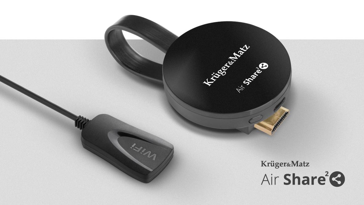 Adaptor KRUGER&MATZ Air Share 2