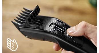 Aparat de tuns PHILIPS Hairclipper HC3510/15