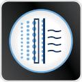 Aspirator cu sac HEINNER Viserys HVC-MBL1400-V2, capacitate 3l, 700 W, albastru