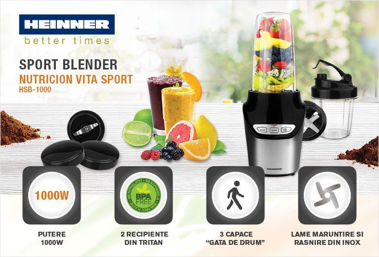 Blender Heinner HSB-1000
