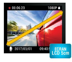 Camera video auto SERIOUX urban drive 100