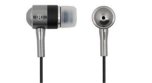 Casti A4Tech in-ear silver