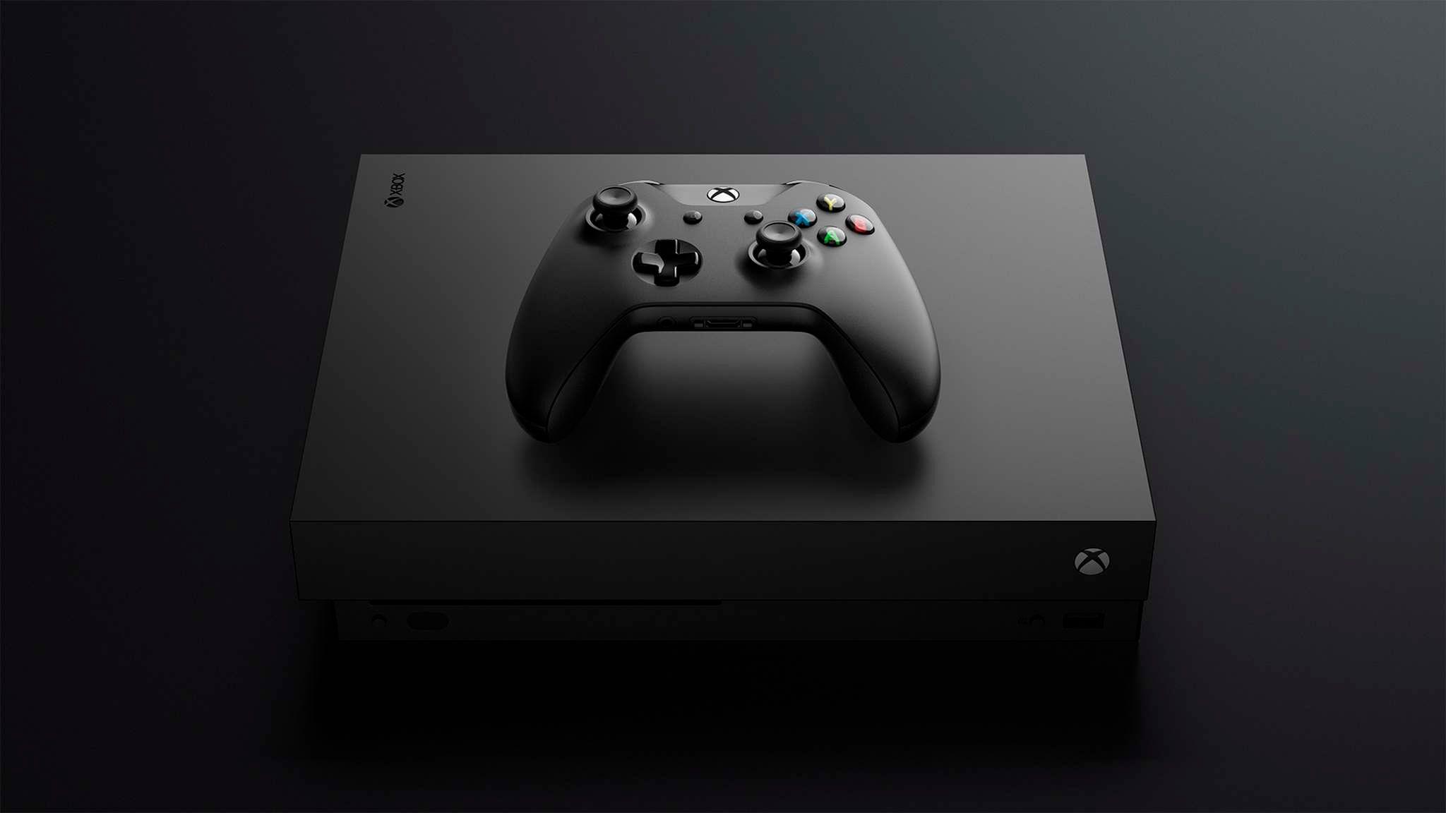 Microsoft Xbox One X, 1TB