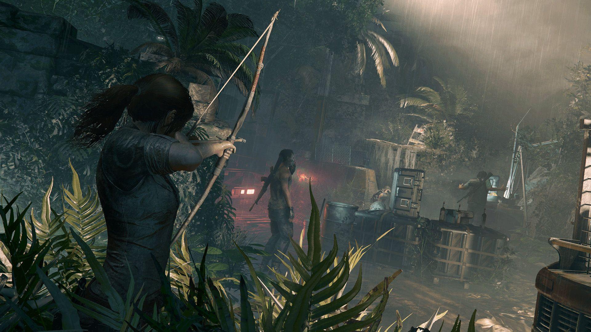 Consola Xbox One X 1TB + Shadow of the Tomb Raider