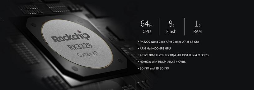Mini PC cu Android HiMedia H1