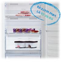 Combina frigorifica BEKO RCNA340K20XP