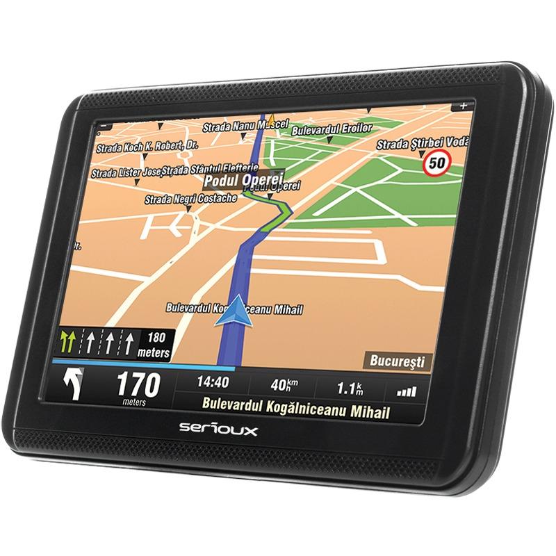 GPS Serioux Urban Pilot 5 inch