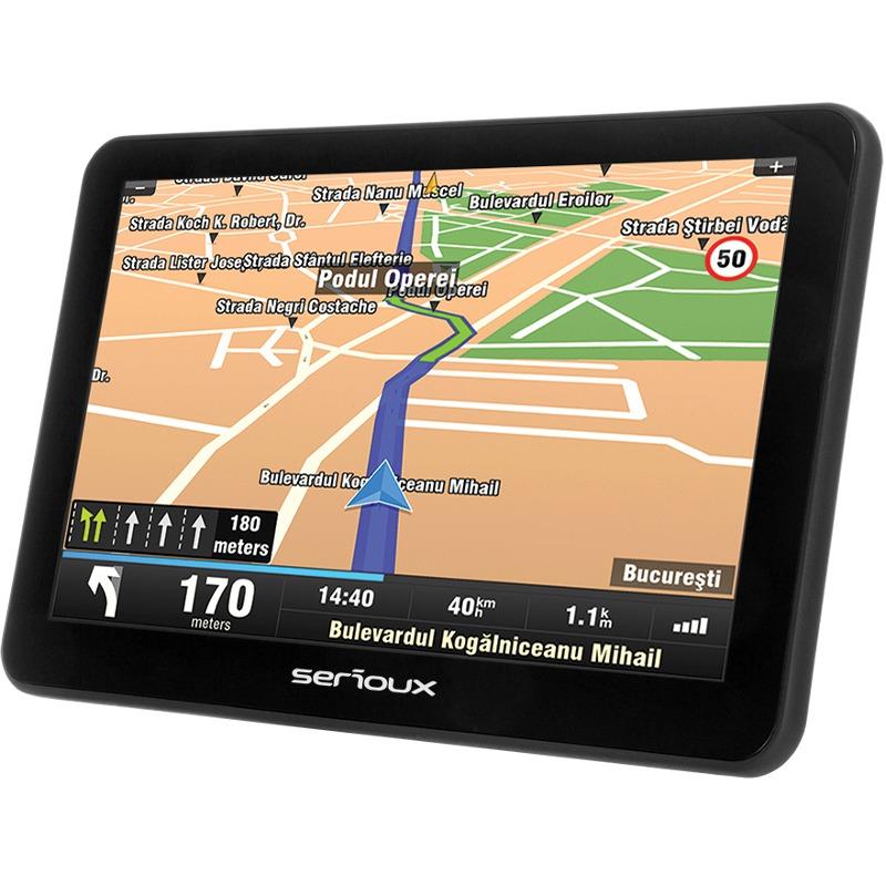Navigator GPS Serioux Urban Pilot UPQ700