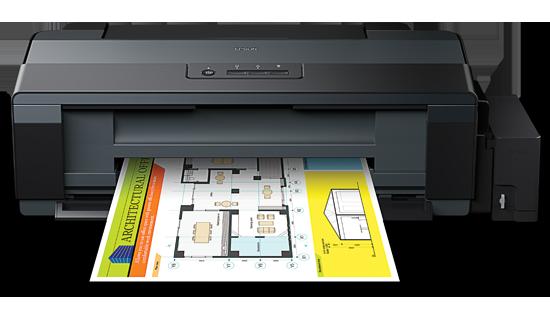 Imprimanta Inkjet color EPSON L1300, A3
