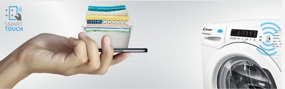 Masina de spalat Candy CSS 14102D3-S