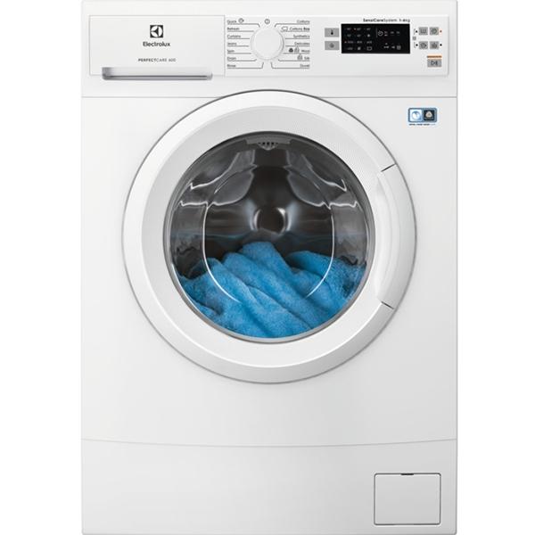 Masina de spalat rufe frontala ELECTROLUX EW6S506W, 6kg, 1000rpm, A++, alb