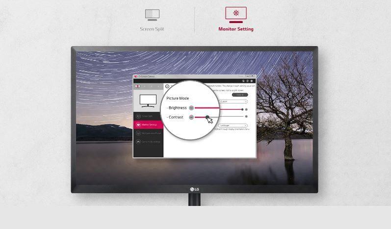 """Monitor LG 22MK430H-B 21.5"""", 1920x1080 pixels (FHD), Negru"""