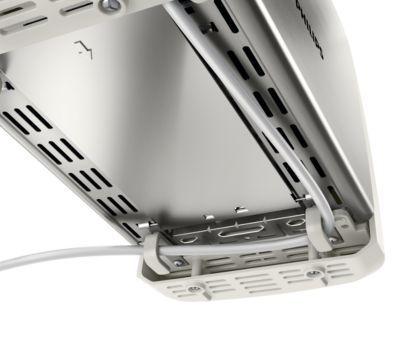 Prajitor de paine PHILIPS HD4825/00, 2 felii, 800W, argintiu