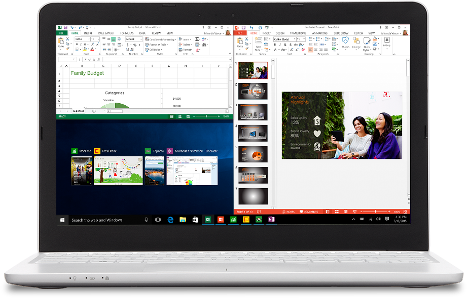 Sistem de operare MICROSOFT Windows 10 PRO 64BIT Engleza