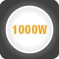 Storcator de fructe si legume HEINNER XF-1000GRSP