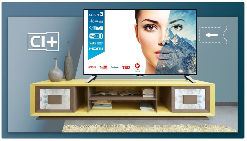 Televizor HORIZON 55HL7530U