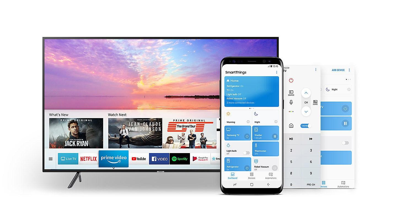 Televizor SAMSUNG UHD 43NU7192U Smart