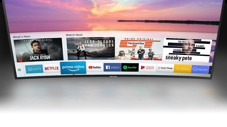 Televizor SAMSUNG 55NU7302
