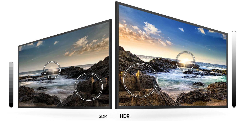 Televizor LED SAMSUNG UE55TU7172UXXH