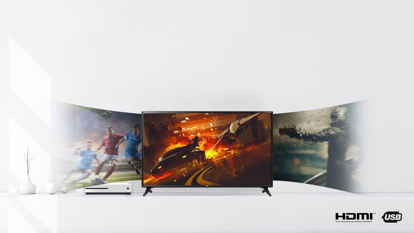 Televizor LED Smart LG 43LK5000PLA