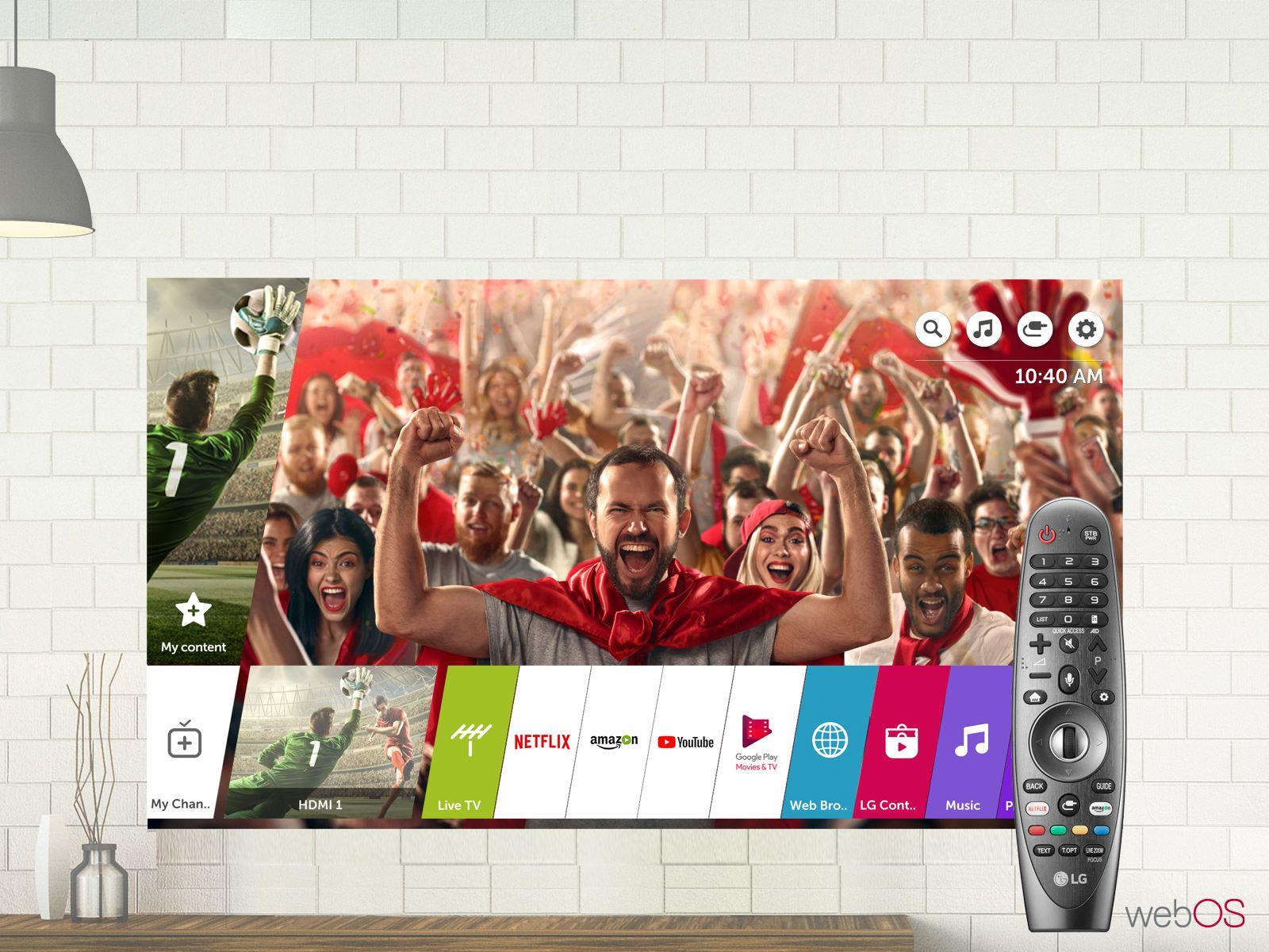 Televizor LED Smart LG 43LK5900PLA