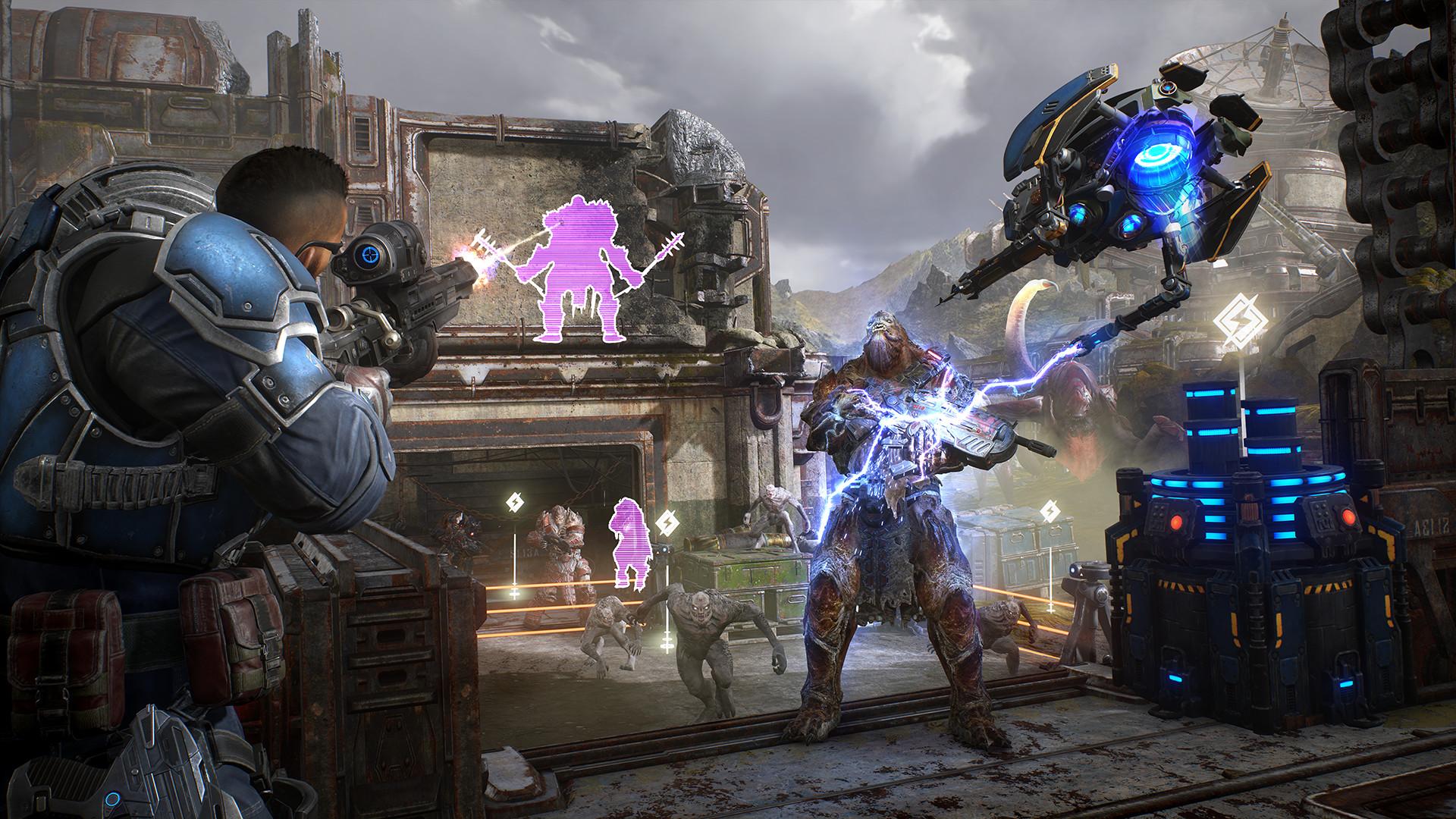 Joc GEARS 5 pentru Xbox One