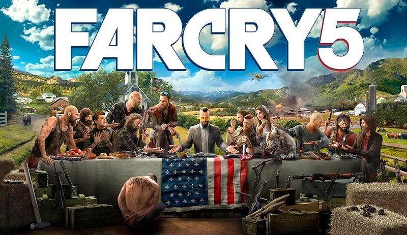 Joc FAR CRY 5 pentru PlayStation 4