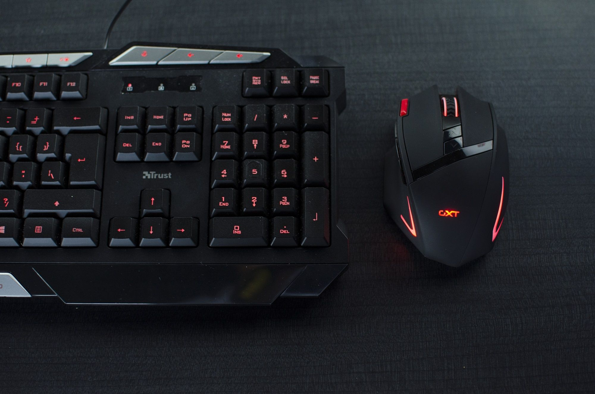 Mouse gaming TRUST GXT 130 Ranoo