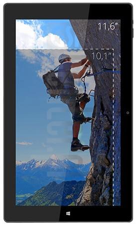 Tableta Kruger&Matz 11.6 inch Edge 1161