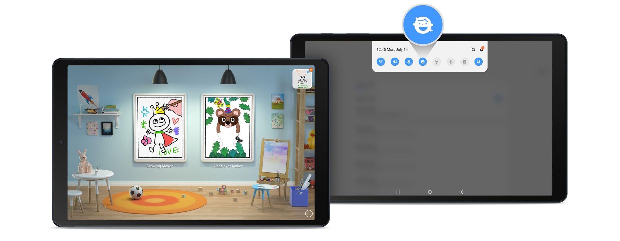 Tableta SAMSUNG Galaxy Tab A (2019) T515