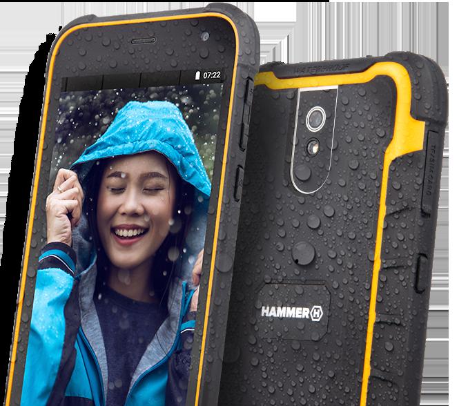Telefon HAMMER Active 2