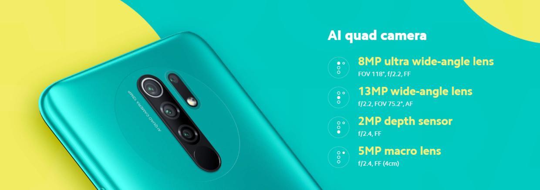 Telefon XIAOMI Redmi 9