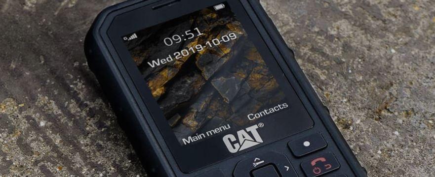 Telefon CATERPILLAR B26