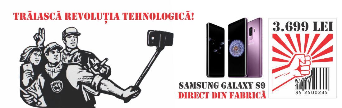 Samsung Galaxy S9 si S9+