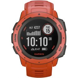 Smartwatch GARMIN instinct flame red
