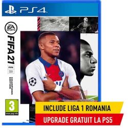 Joc FIFA 21 pentru PlayStation 4/5 Champions Edition