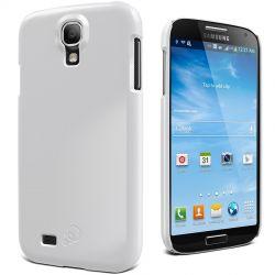 Husa CYGNETT Glossy pentru Samsung Galaxy S4 Alba