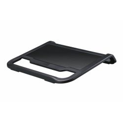 "Stand notebook DeepCool 15.6"" -  1* fan 120mm, 1* USB, plastic & metal, black  ''N200'' 199 001 001 /150942.1 , CPDN200 - DEEPCOOL"