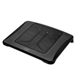 "Stand notebook DeepCool 15.6"" -  1* fan 200mm, 1* USB, plastic & metal, black  ''N300'' - DEEPCOOL"