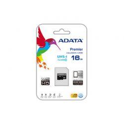 Card de memorie ADATA microSDHC 16 GB Clasa 10