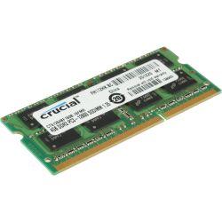 SODIMM 4GB DDR3 1600 CL11 CRUCIAL