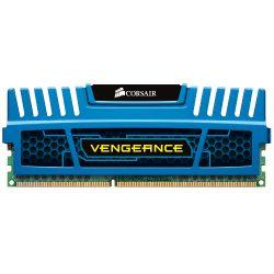 DDR3 Corsair Vengeance 4GB 1600MHz CL9 1.5V, albastru