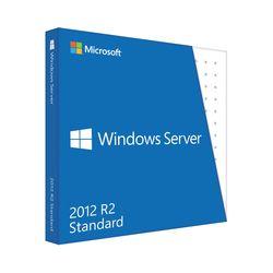 Windows Server Standard 2012 R2 2CPU/2VM, 64bit, DVD, English, OEM