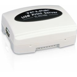 Print Server Fast Ethernet TP-LINK  TL-PS110U