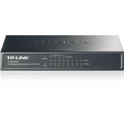 TPL SW 8P-GB POE-4P UNMNGD DESK