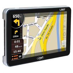 """GPS PNI L807 7"""" Fara Harti"""