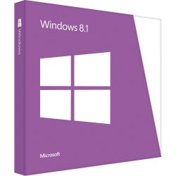 Sistem de operare MICROSOFT Windows 8.1, 64 BIT, Engleză, OEM