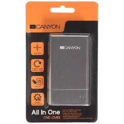 Cititor de Carduri CANYON USB 2.0