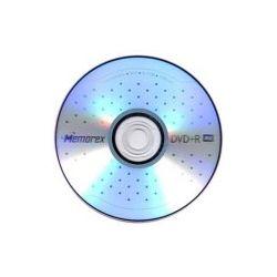 DVD+R Memorex, 16X, 4.7GB, 120MIN