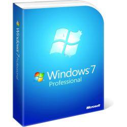 Sistem de operare Microsoft WINDOWS 7 Pro 32/64 bit OEM DVD Engleza